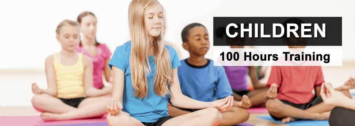 Kids Yoga Teacher Training India, Kids Yoga School India, Children Yoga Teacher Training