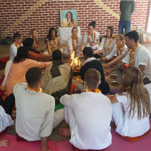 Kundalini Yoga Teacher Training Rishikesh India