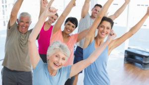 Yoga für Gewichtsverlust, wie Yoga Gewicht reduziert