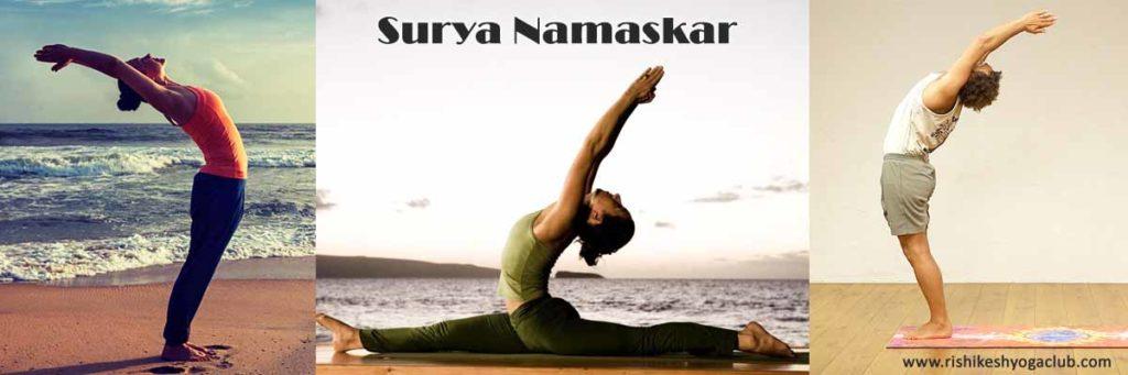 Surya Namaskar Benefits - Sun Salutation_HD_Wallpaper