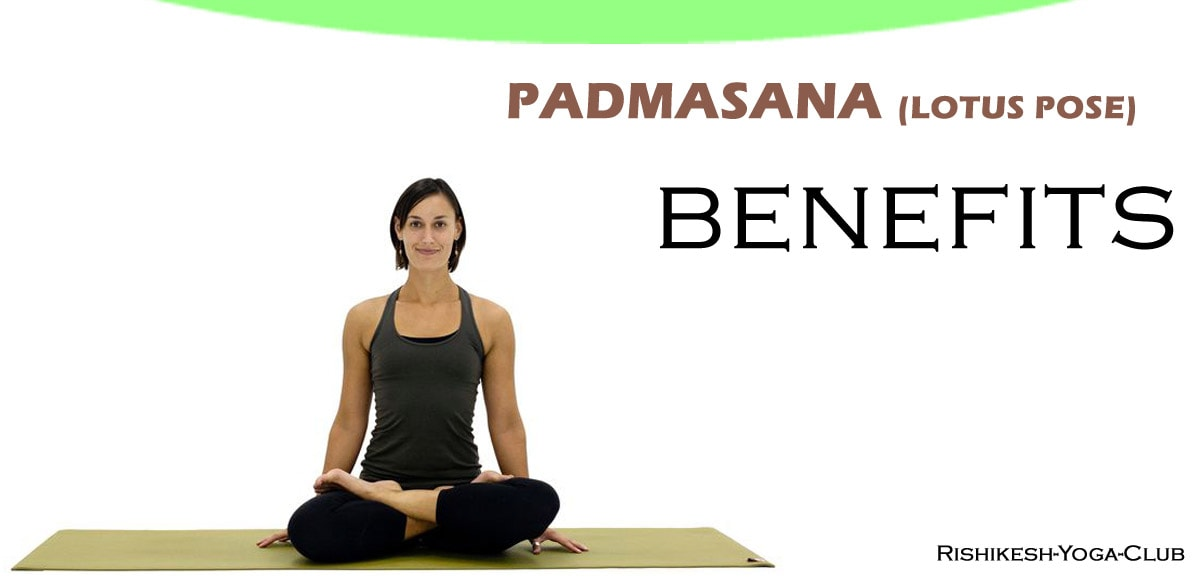 Benefits of Padmasana