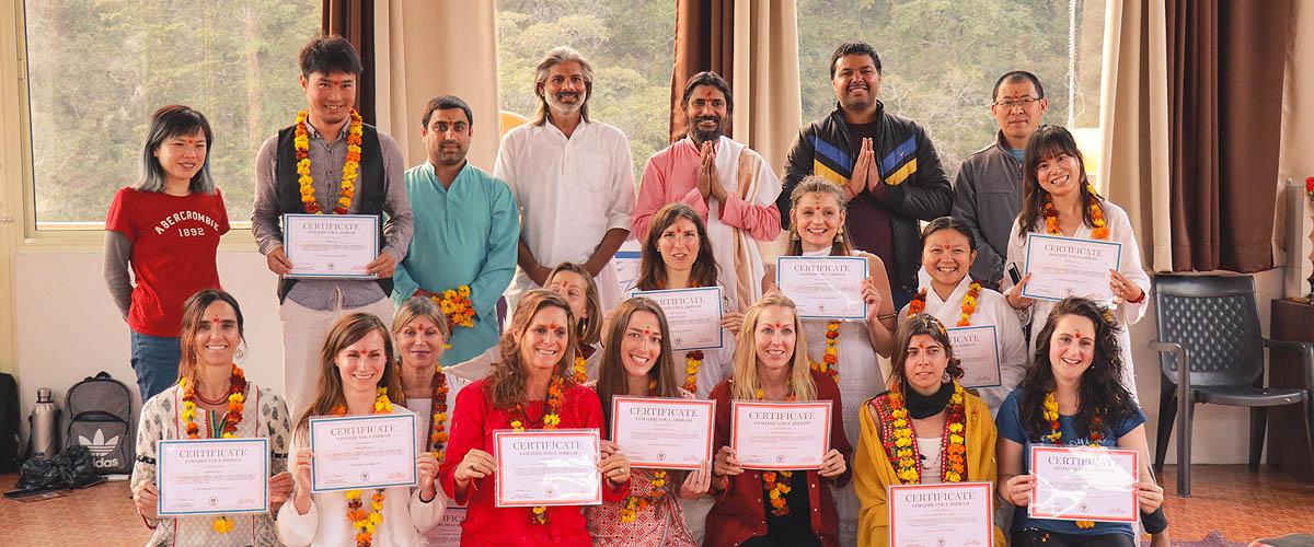 Kundalini Yoga Teacher Training Group