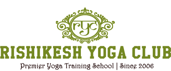 Rishikesh Yoga Club Logo