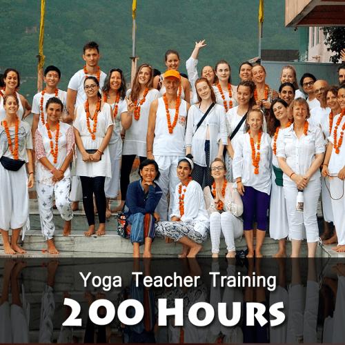 200 Hour online yoga teacher training